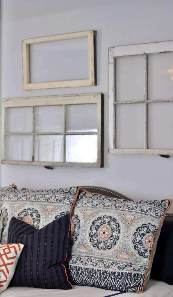 Vintage Windows Bedroom Intentional Edit