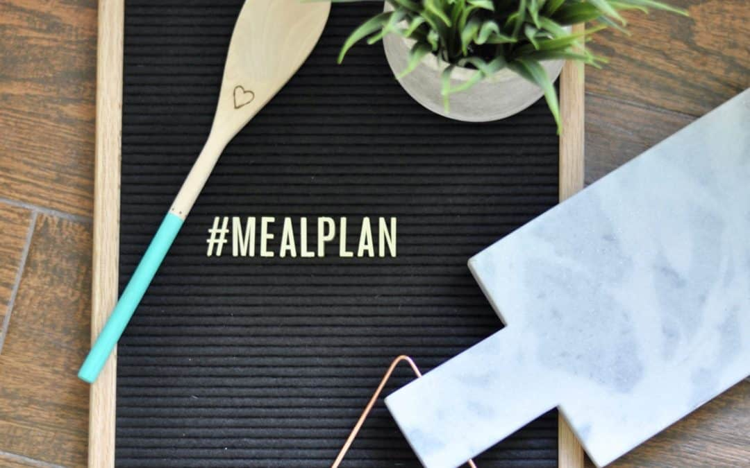 Meal Planning Made Easy with Intentional Edit