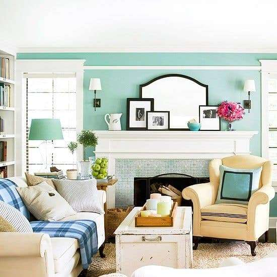 colorful family room intentional edit