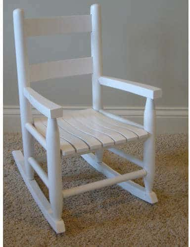 Rocking Chair White Rocking Chair Kids