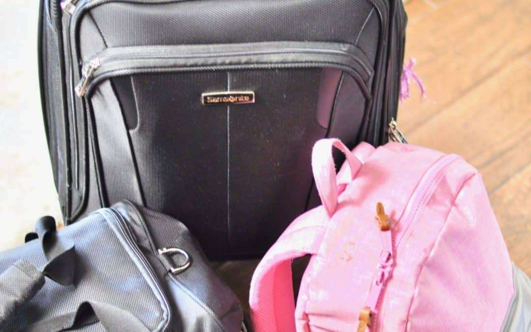 samsonite luggage for packing tips