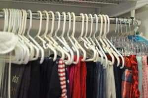 kids closet hangers