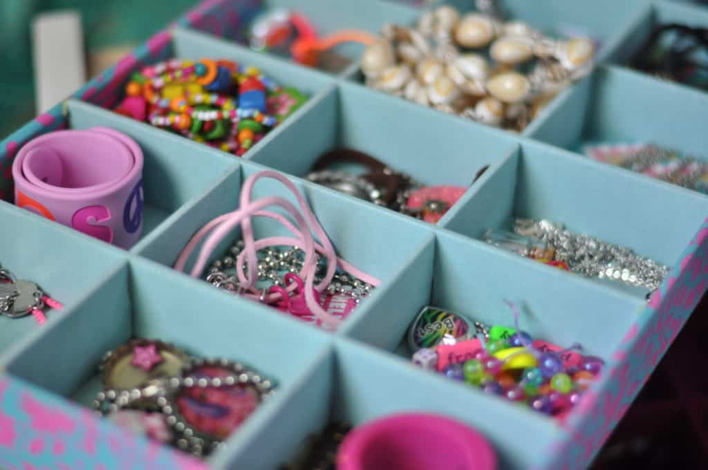 jewelry drawer dividers