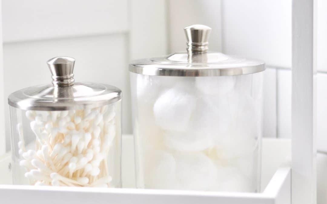 Organized Bathroom Tips