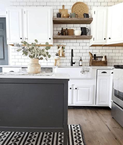 cynthia harper instagram kitchen boho