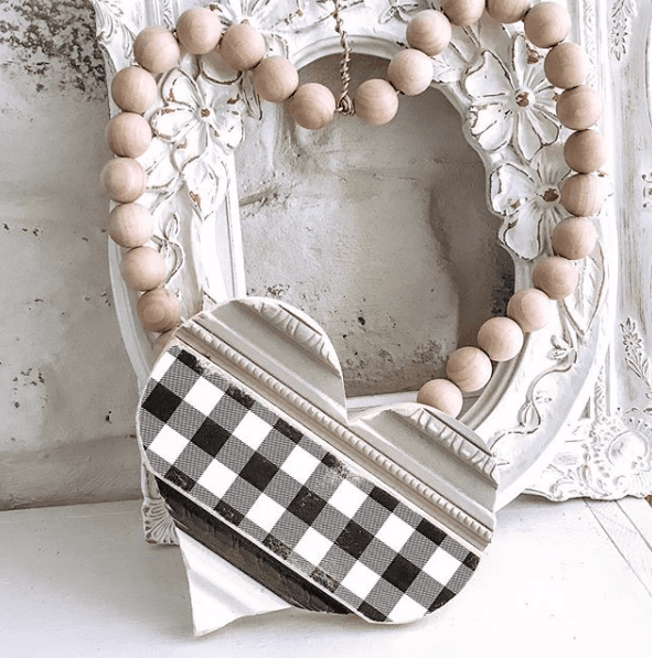 olivewood designs heart