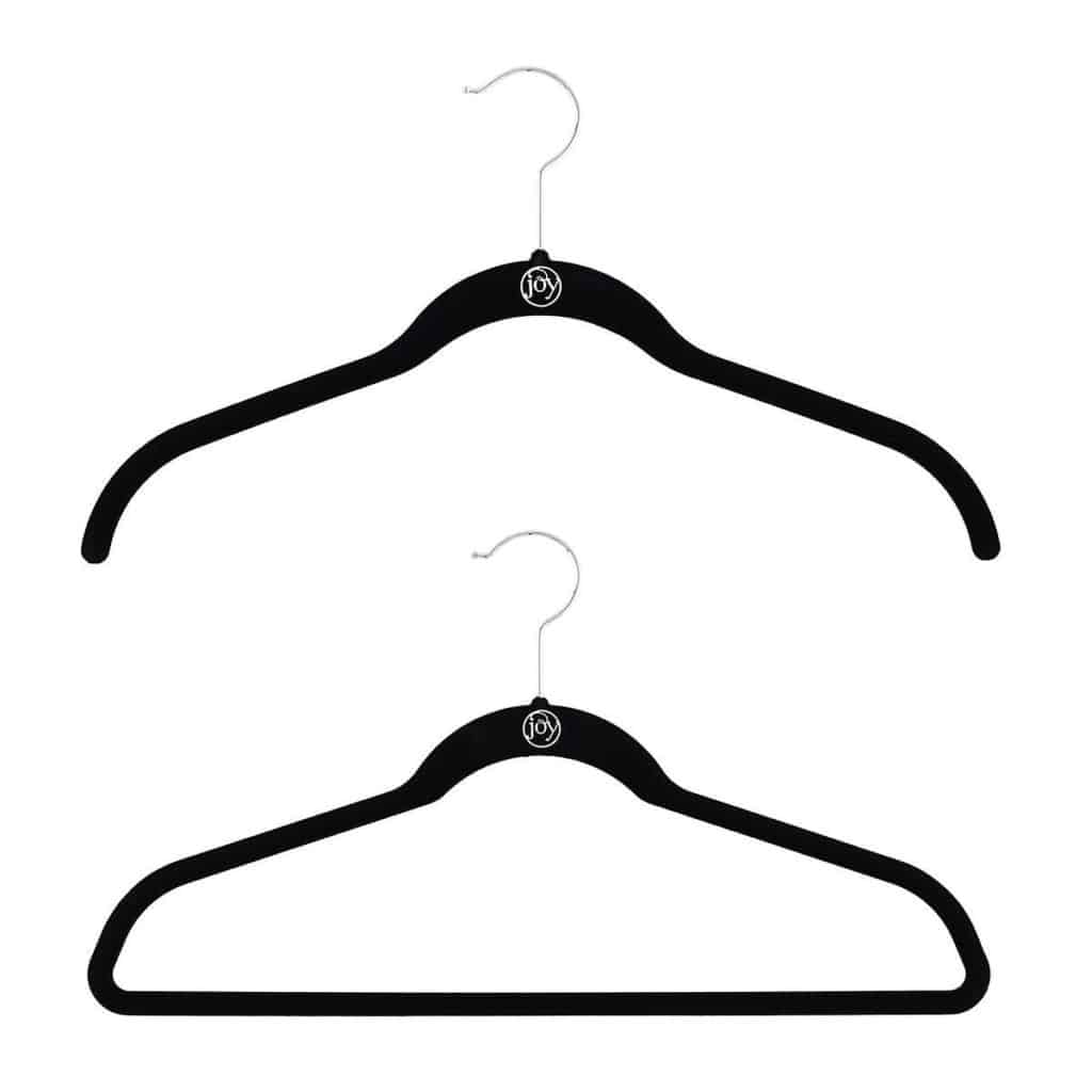 joy huggable hangers closet organization