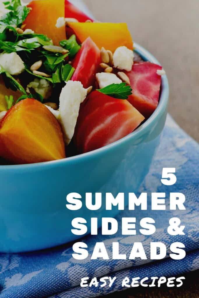 easy side dishes and salads for summer