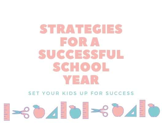 Strategies for a Successful School Year