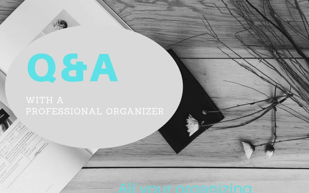 Ask Lauren, Q & A with Professional Organizer – Intentional Edit #8