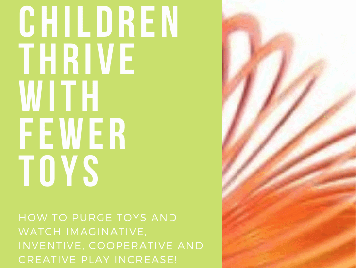 Purge Toys and Organize Playrooms for Happier Kids