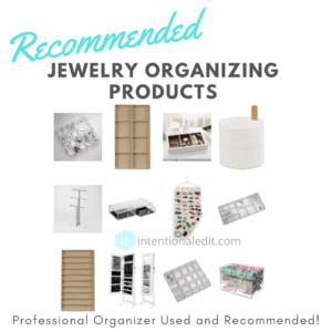 jewelry organization products
