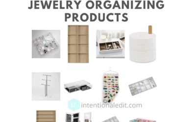 Products to Organize Your Jewelry – Professional Organizer Recommended