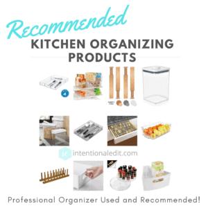 products kitchen organization