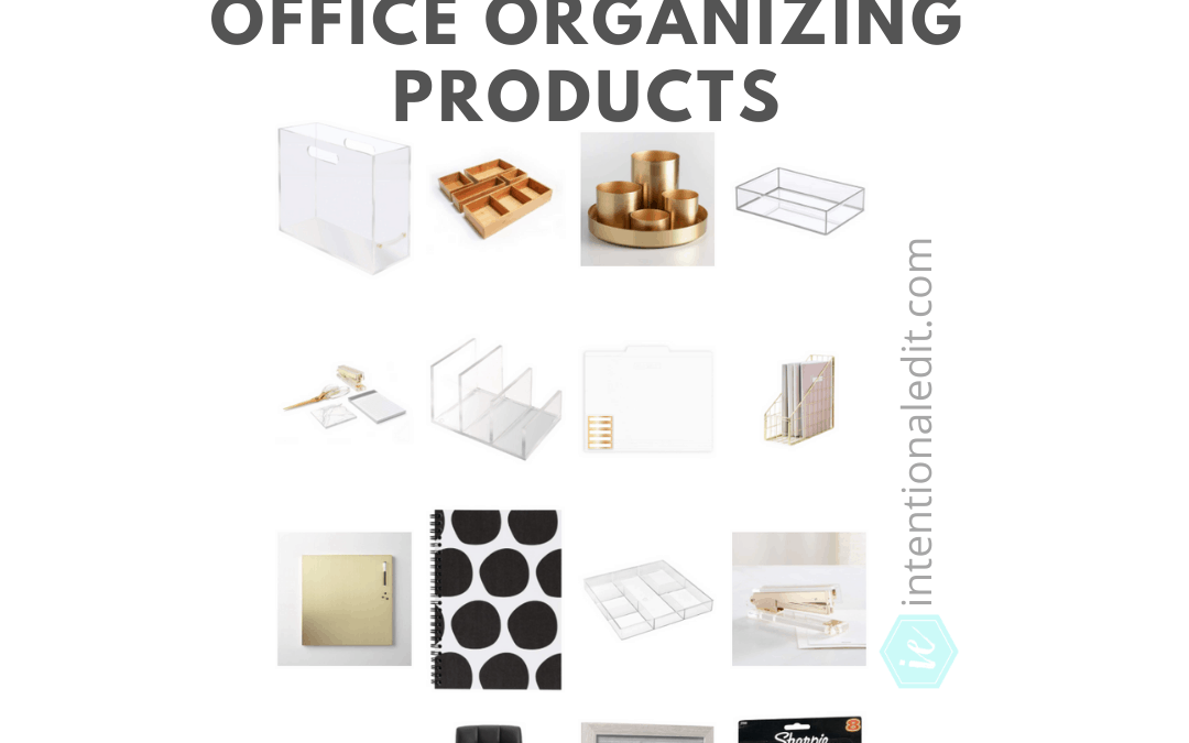 Office Organizing Products