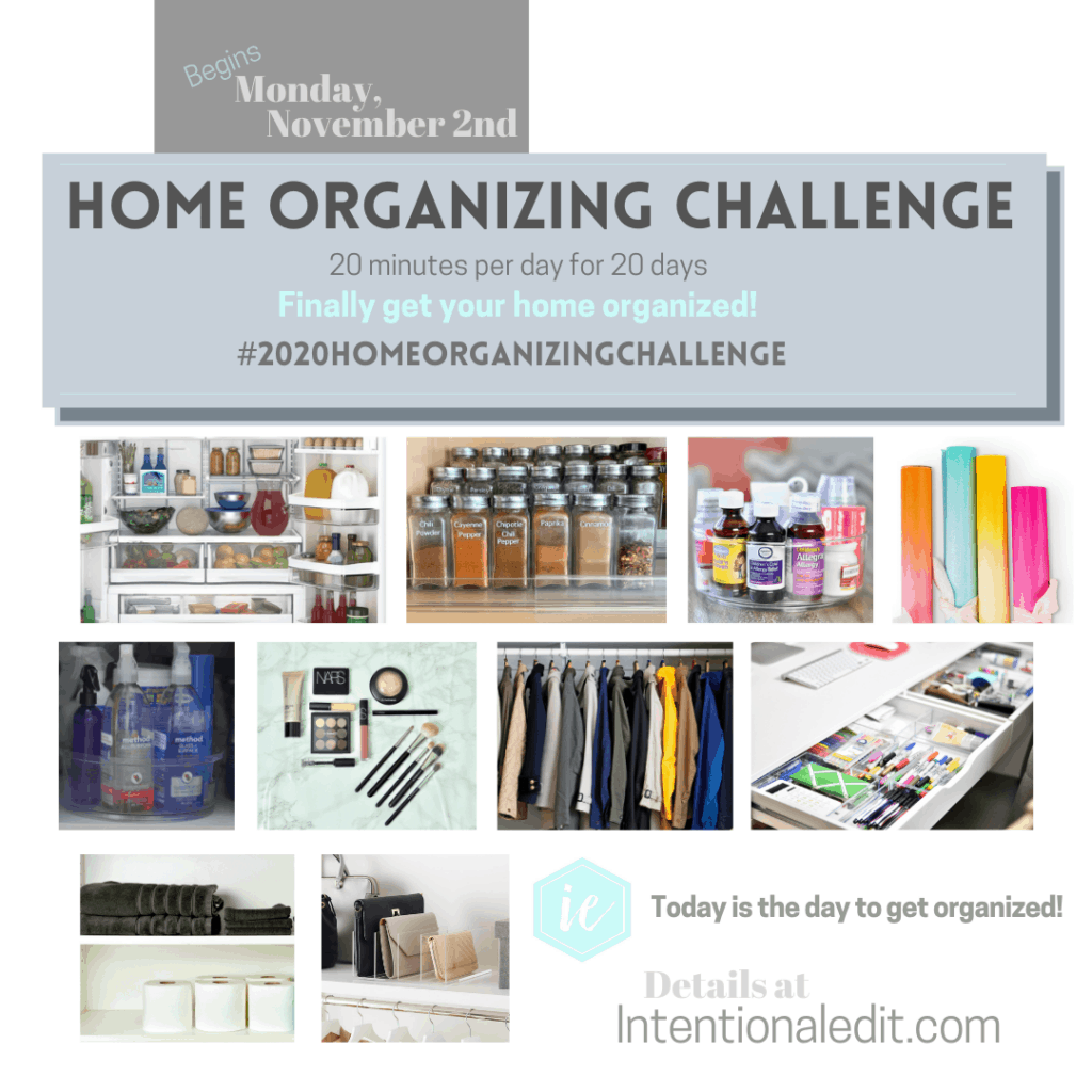 Best ever home organizing event
