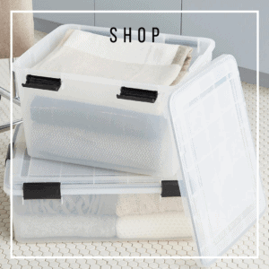 products recommended by professional home organizers to get every room in your home organized! Let's go shopping!