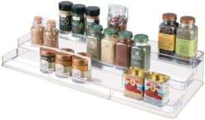 spice rack storage kitchen pantry organizing