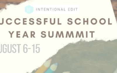 Successful School Year Summit 2021