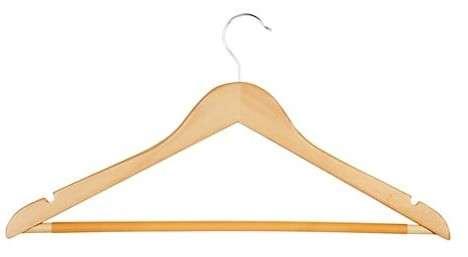 Wood Hangers - Honey-Can Do