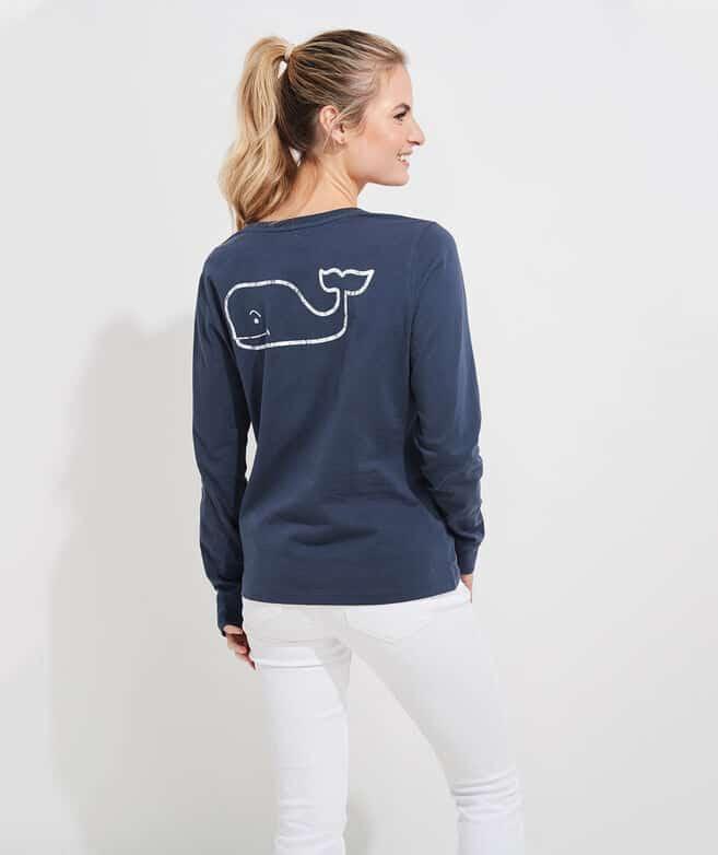 Vineyard vine women t-shirt