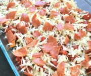 Crustless Pizza Casserole